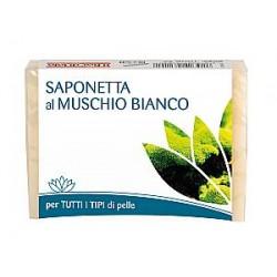 Saponetta naturale al Muschio Bianco
