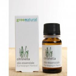 Olio Essenziale di Citronella Green Natural