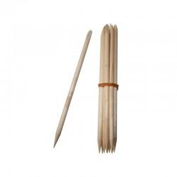 Bastoncini in legno per le cuticole