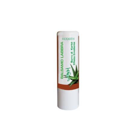 Balsamo Labbra con Burro di Karitè ed Aloe- TBS