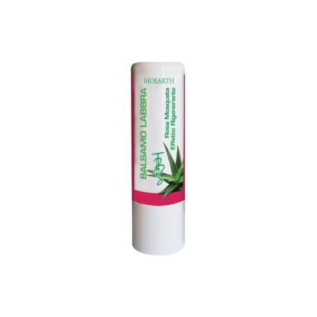 Balsamo Labbra Rosa Mosqueta ed Aloe- TBS