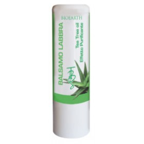 Balsamo Labbra Tea Tree Oil ed Aloe- TBS