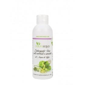 Detergente pelli normali e sensibili-all'acqua di Tiglio