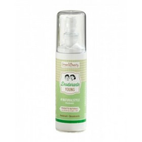 Deodorante Young- Natural Spirit