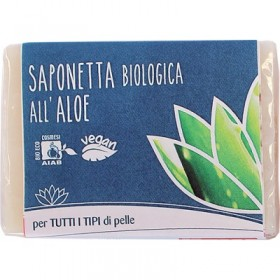 Saponetta biologica all'Aloe