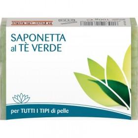 Saponetta naturale al Té Verde