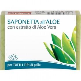 Saponetta naturale all'Aloe Vera