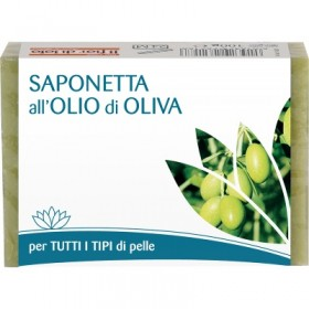 Saponetta naturale all'Olio di Oliva