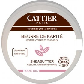 Burro di Karité 100% Bio Travel Size Cattier