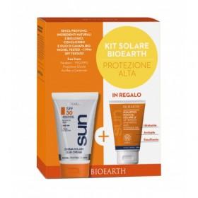 Kit Solare Protezione Alta - Crema SPF 30 + Shampoodoccia mini