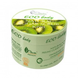 ECO Body Scrub con Kiwi