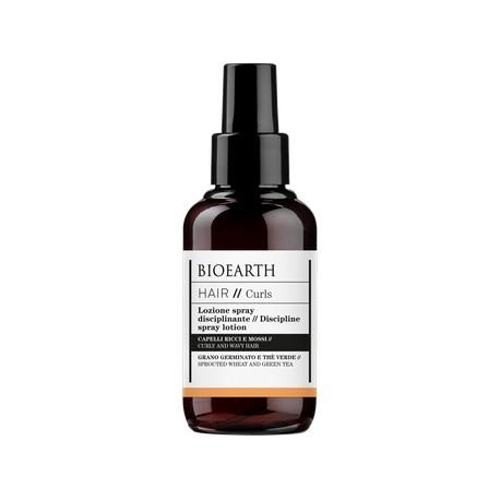 Bioearth Hair 2.0 Lozione Spray Disciplinante