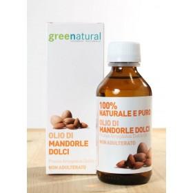 Olio di Mandorle Dolci 100% Naturale e Puro
