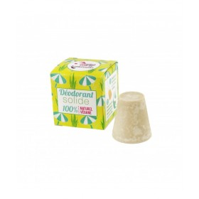 Deodorante solido al palmarosa