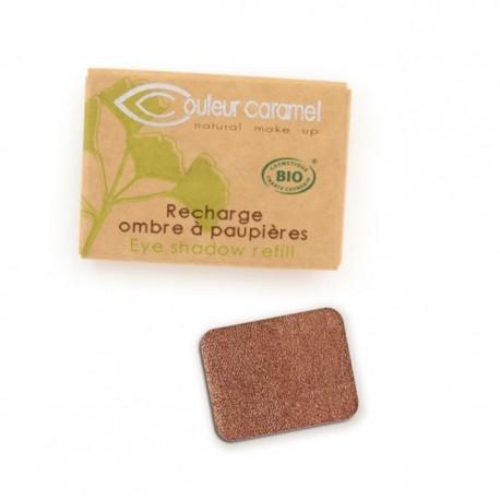 Ombretti Mini Recharge Nacré - Couleur Caramel