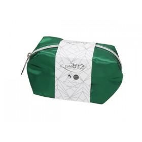 La Pochette Verde puroBIO - Rossetto n.14 Rosso puroBIO + Matita n.47 Rosso Scarlatto