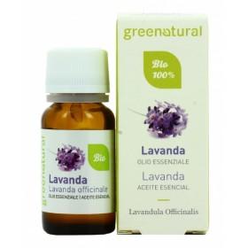 Olio essenziale di lavanda Bio Green Natural