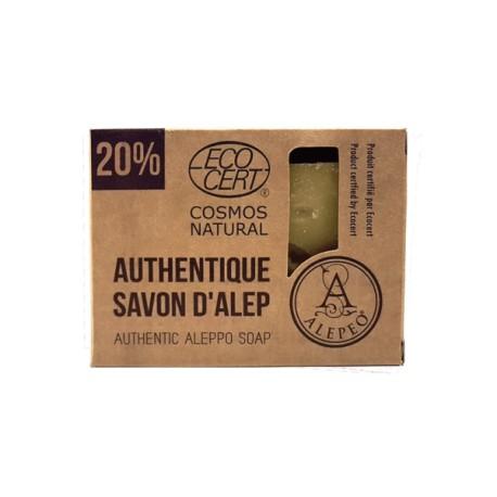 ALEPEO 20% L'autentico sapone di Aleppo