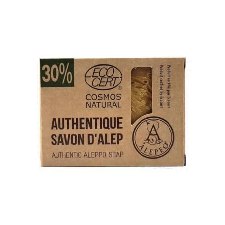 ALEPEO 30% L'autentico sapone di Aleppo