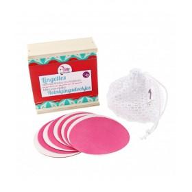 Cofanetto 10 Salviette detergenti lavabili - Lamazuna