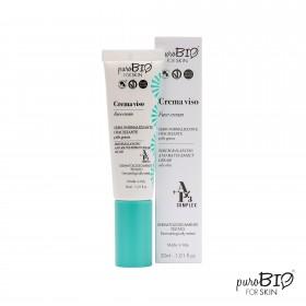 Crema Viso sebo-normalizzante -PuroBio for skin