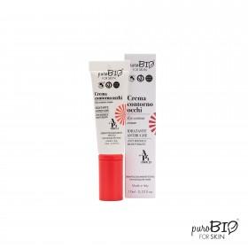 Crema Contorno Occhi -PuroBio for skin