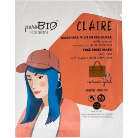 CLAIRE maschera viso - Career girl  - puroBIO FOR SKIN