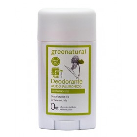 Deodorante in gel acido jaluronico - profumo iris
