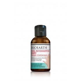 Gel detergente mani - Senza risciacquo a base alcoolica - Bioearth