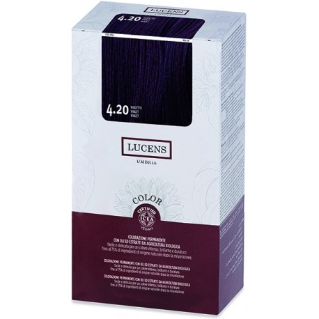Tinta color lucens 4.20 - violetto