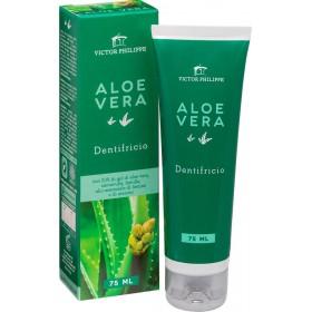 Aloe vera dentifricio