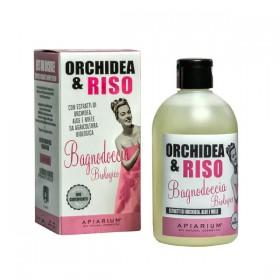 Bagnodoccia Bio Riso e Orchidea