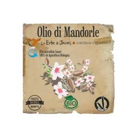 Olio di Mandorle dolci BIO Le Erbe di Janas