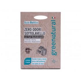 Buste Bioattive – Zero odori frigorifero