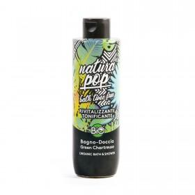 Shampoo & Balsamo Green Chartreuse