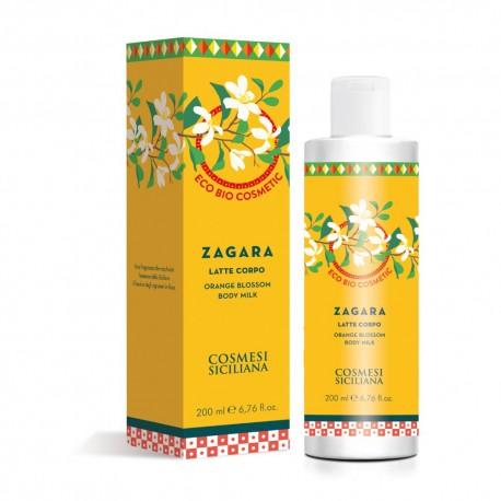 Bagnodoccia Zagara - Cosmesi Siciliana