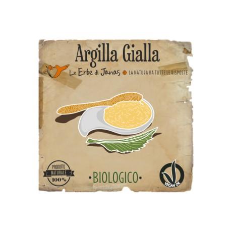 Argilla gialla